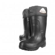 Сапоги Йети СВ-75 - мужские сапоги из ЭВА (EVA) с утеплителем Цвет Черный